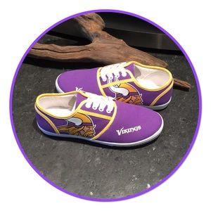 The Bradford Exchange Shoes - Minnesota Vikings Shoes